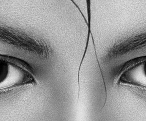 eyes and michael jackson image