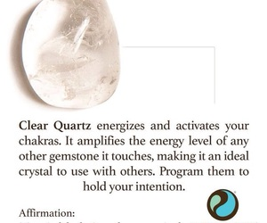 crystal, stone, and healing image