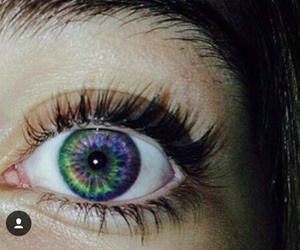 colour, eyes, and goals image