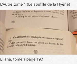 pierre bottero, french book, and ewilan image
