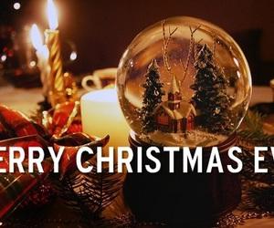 christmas, christmas eve, and eve image