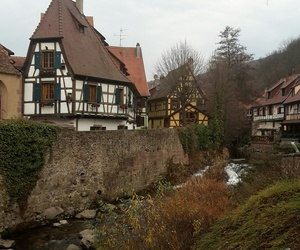 france, alsace, and christmas image