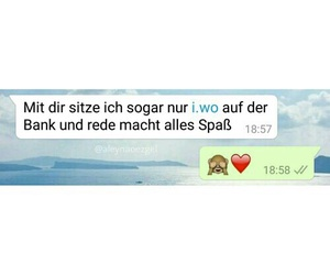 deutsch, german, and message image