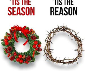 christmas, jesus, and god image