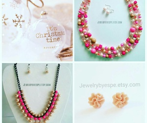accessory, necklace, and style image