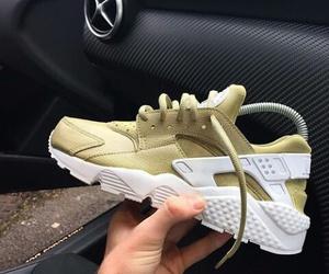 nike, huarache, and shoes image