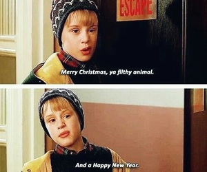 home alone, christmas, and merry christmas image