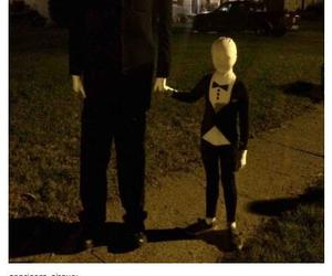 funny and slenderman image