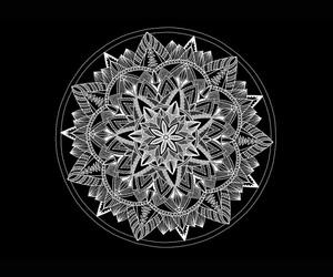 art, artsy, and mandala image