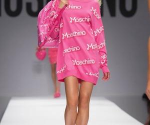 fashion, Moschino, and photo image
