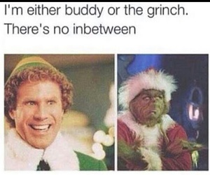 christmas, funny, and grinch image