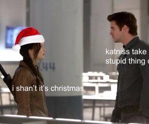 katniss, gale, and mockingjay image