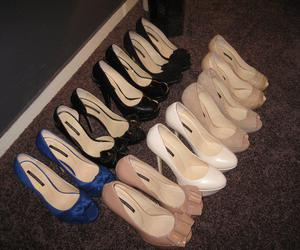 pumps and shoes image