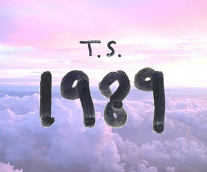 1989 and Taylor Swift image