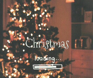 christmas, tumblr quotes, and loading image