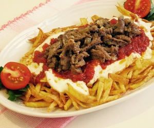 delicious, food, and kebab image