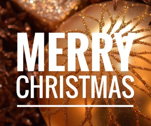 baubles, gorgeous, and merry christmas image