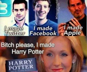 book, apple, and facebook image