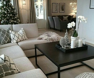 interior, christmas, and classy image