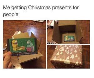 funny, lol, and christmas image