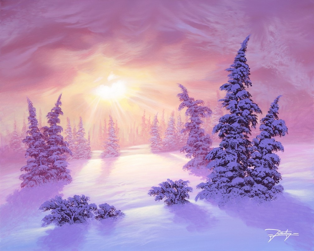 christmas, outdoors, and pastel image