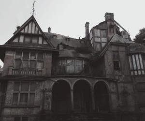 abandoned, building, and craft image