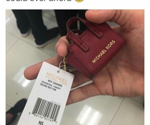 funny, Michael Kors, and bag image