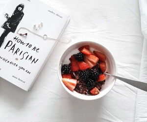 book, fruit, and indie image
