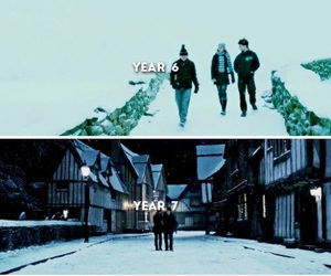 christmas, harry potter, and year 6 and 7 image