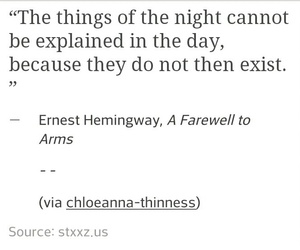things and quote image