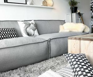 design, grey, and home image