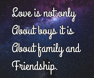 boys, family, and friendship image