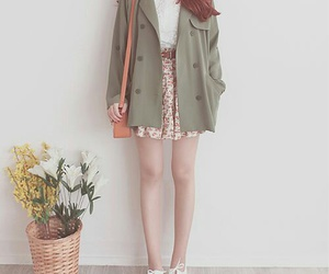 outfit, kfashion, and cute image