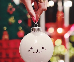christmas, diy, and ornaments image