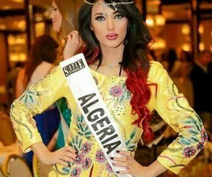 Algeria, beauty, and eyes image