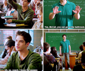 c, teen wolf, and tw image