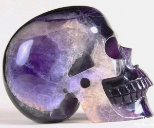 cool, grunge, and skull image