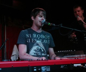indie, mark foster, and foster the people image