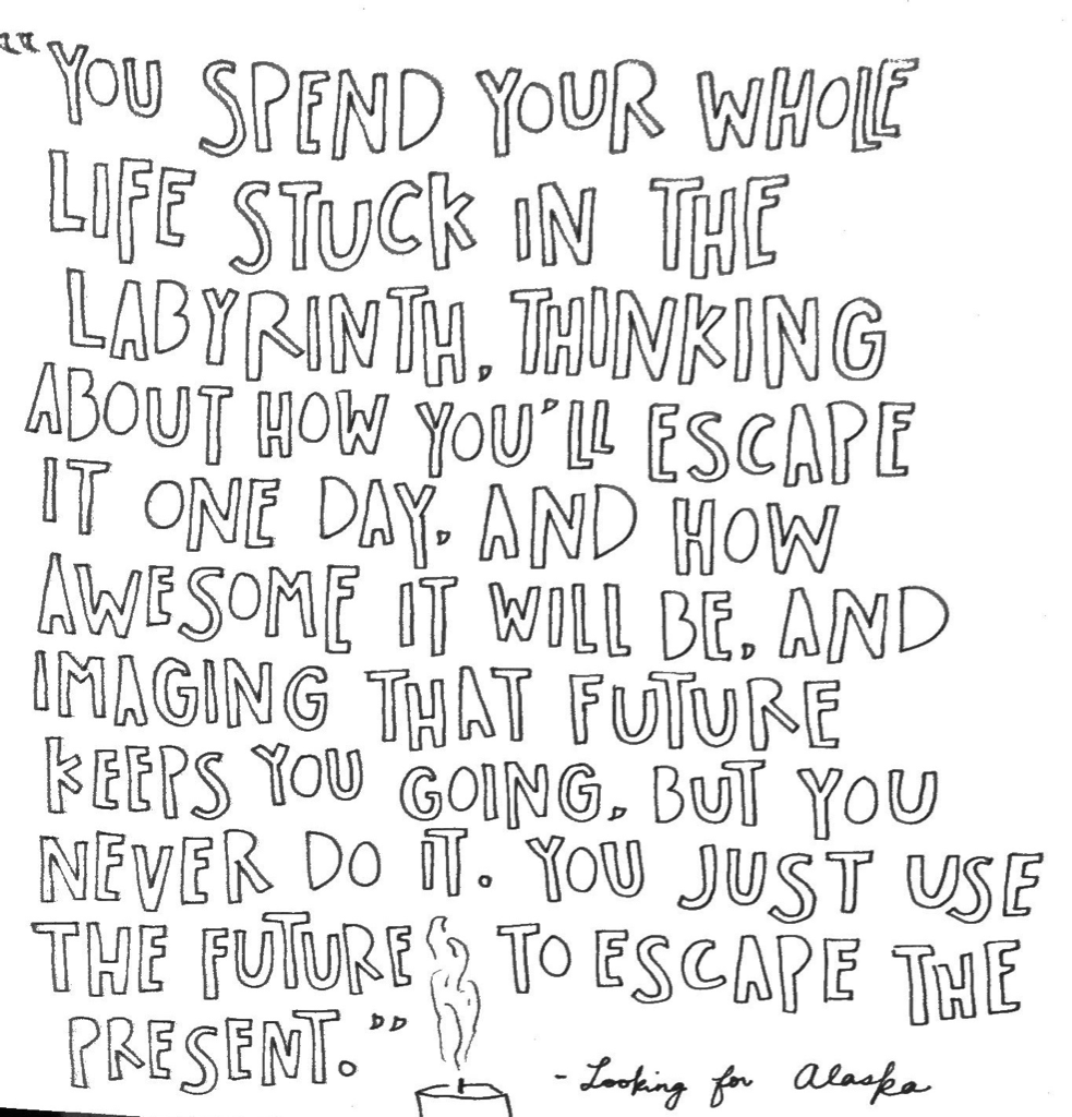 Looking For Alaska Quotes With Page Numbers Stunning 41 Images About John Green On We Heart It  See More About John