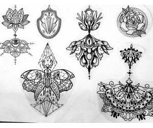 tattoo ideas and sternum tattoo ideas image