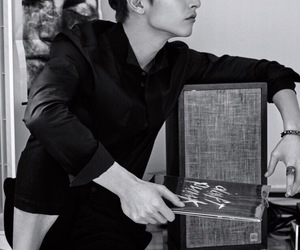 lee soo hyuk, model, and korean image