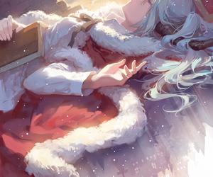 vocaloid, anime, and hatsune miku image