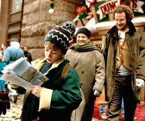 christmas, home alone, and movie image