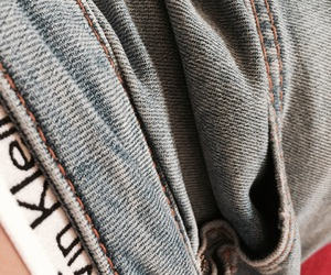 Calvin Klein, jeans, and cool image