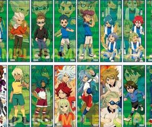 anime, soccer, and endo image