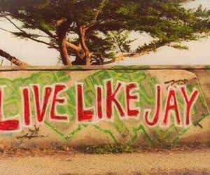 surf, live, and jay image