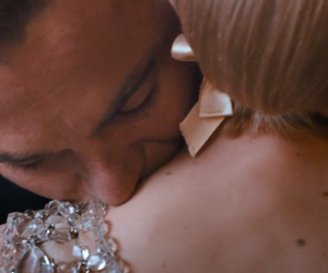 couple, the great gatsby, and daisy image