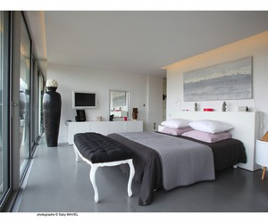 bedroom, dream home, and life image