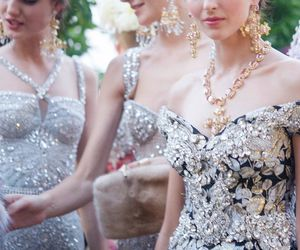 Dolce & Gabbana, models, and fashion image