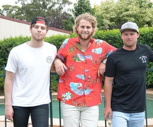 luke hemmings, 5sos, and 5 seconds of summer image